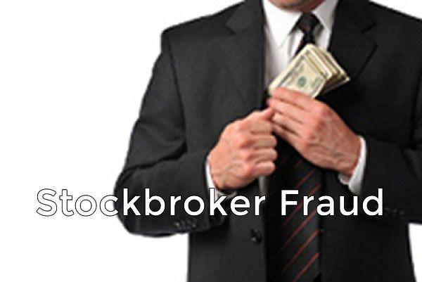 stockbroker fraud