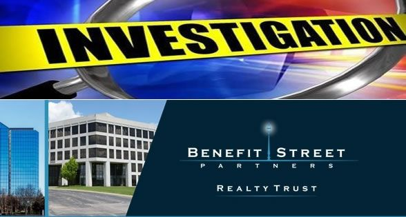 Benefit Street Partners Realty Trust Shares Drop