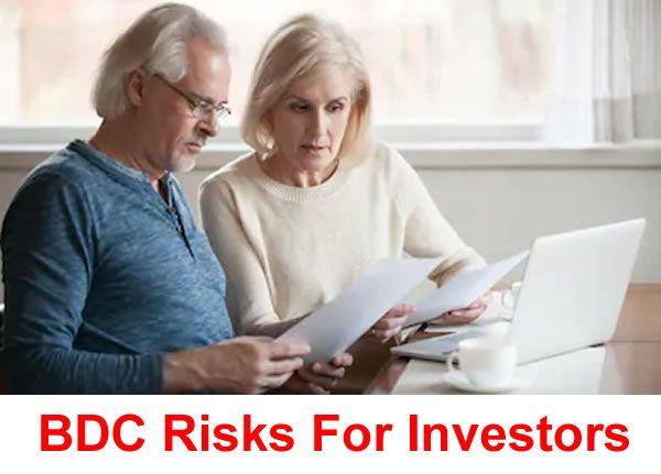 Business Development Companies (BDC) Risks Investors