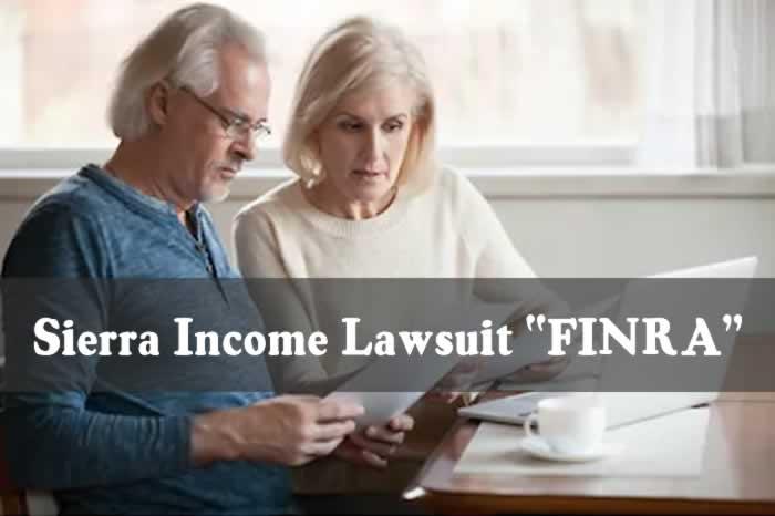 Sierra Income Lawsuit
