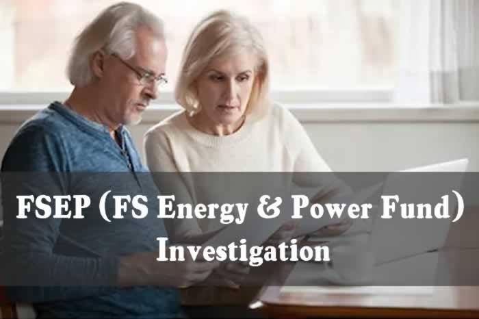 FSEP (FS Energy & Power Fund) Lawsuit